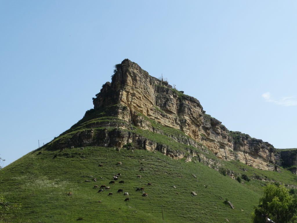 Горы Кавказ