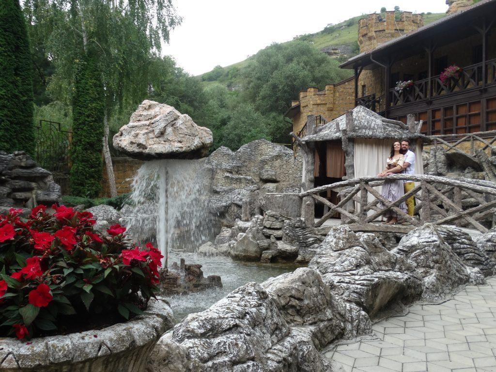 Ресторан Замок Кисловодск