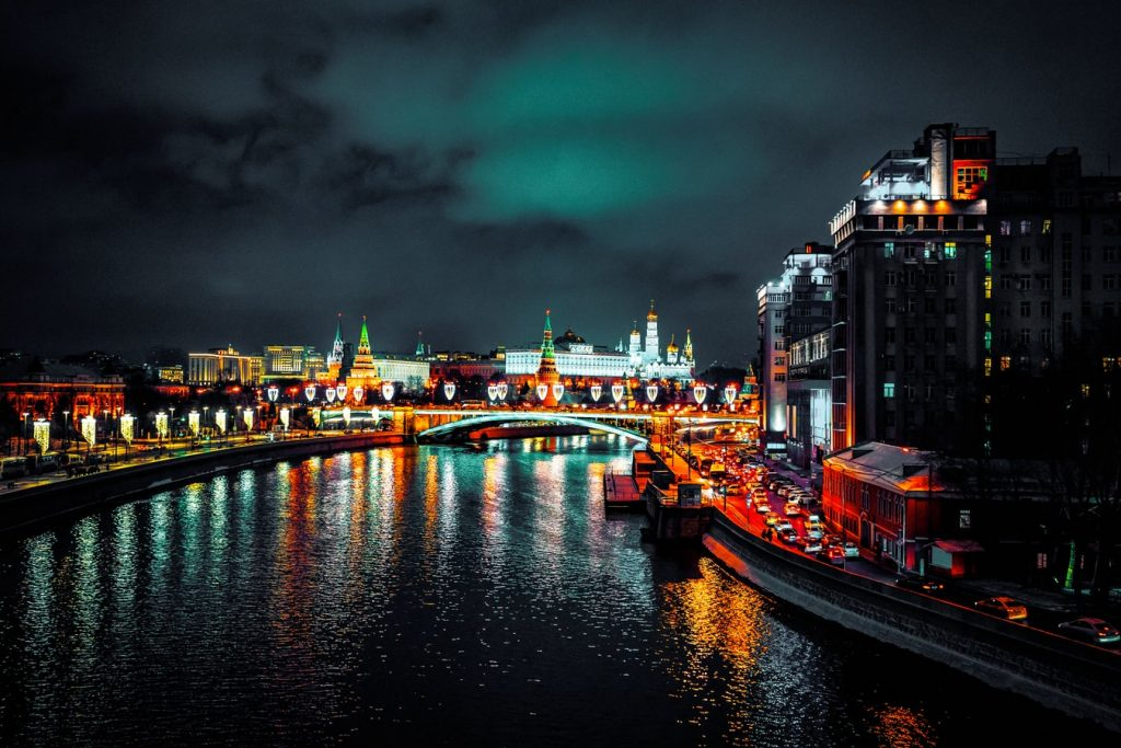 night_moscow